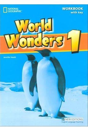 World Wonders 1 - Workbook With Answer Key - Heath,Jennifer | Hoshan.org