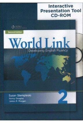 World Link 2nd Edition Book 2 - Interactive Presentation Tool - Morgan,James R. Douglas,Nancy Stempleski,Susan | Tagrny.org