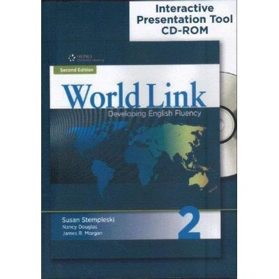 World Link 2nd Edition Book 2 - Interactive Presentation Tool