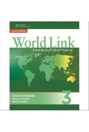 World Link 2nd Edition Book 3 - Interactive Presentation Tool - Morgan,James R. Douglas,Nancy Stempleski,Susan | Tagrny.org