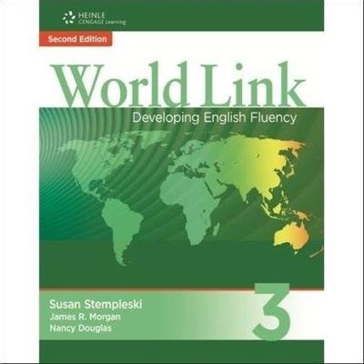 World Link 2nd Edition Book 3 - Interactive Presentation Tool
