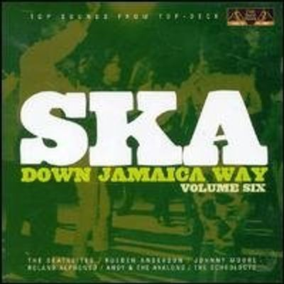 SKA DOWN JAMAICA WAY 6 / VARIOUS (ENG)