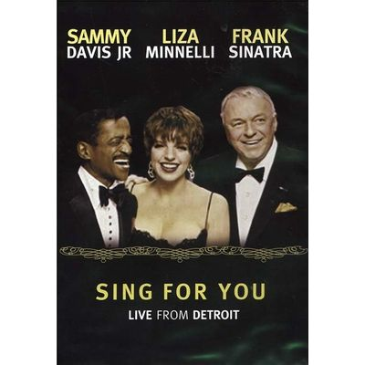 Sing For You - Live from Detroit - DVD
