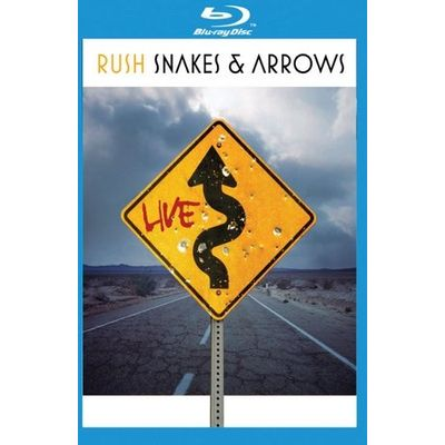 Snakes & Arrows - Blu-ray