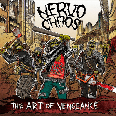 Nervochaos - The Ritual - CD + DVD