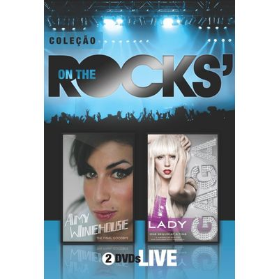 On The Rocks' - The Final Goodbye + One Sequin At A Time - 2 DVDs