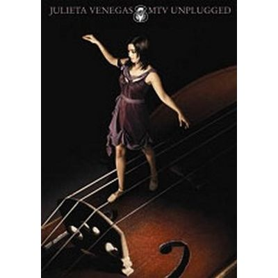 Mtv Unplugged - Julieta Venegas - DVD