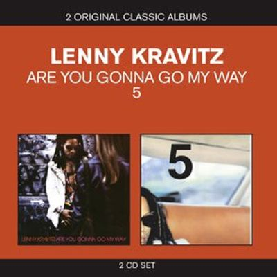 2 Por 1 Internacional - Are You Gonna Go My Way + 5 - 2 CDs