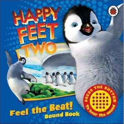 Happy Feet 2 - Feel The Beat! Single Sound Book