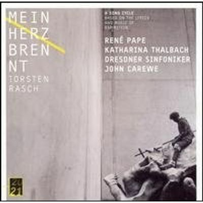 MEIN HERZ BRENNT: BASED ON MUSIC OF RAMMSTEIN