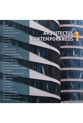 Arquitectos Contemporâneos 1 - Fkg,Editora pdf epub