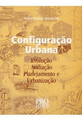 Configuração Urbana - Livro - WOOK