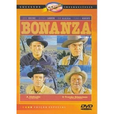 Bonanza Vol. 6 - 2 Episódios - Dvd4