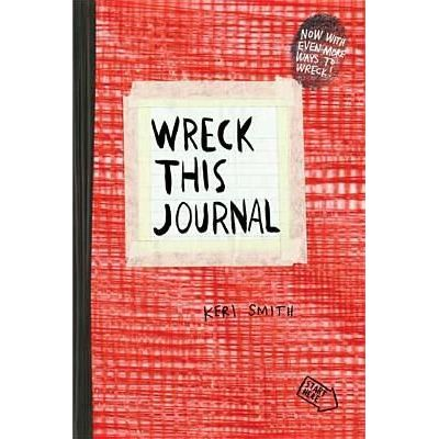 Wreck This Journal - Red