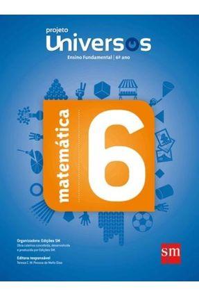 Universos - Matemática - 6º Ano - 2ª Ed. 2012 - Edições Sm | Tagrny.org