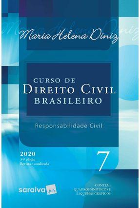 Curso De Direito Civil Brasileiro - Vol. 7 - 34ª Ed. 2020 - Diniz,Maria Helena | Hoshan.org