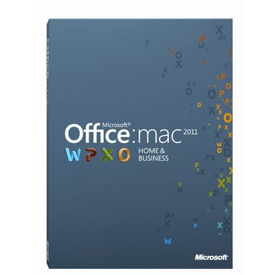Usado - Microsoft Office For Mac 2011 - Home & Business