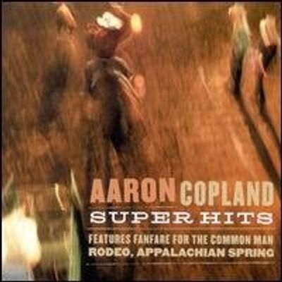 Aaron Copland: Super Hits / Various