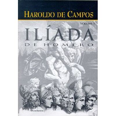 Iliada de Homero - Vol I