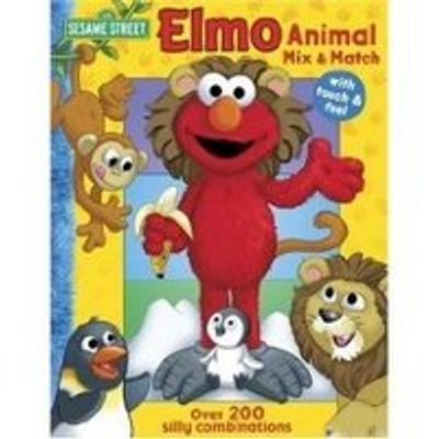 Sesame Street Elmo's Animal Mix & Match