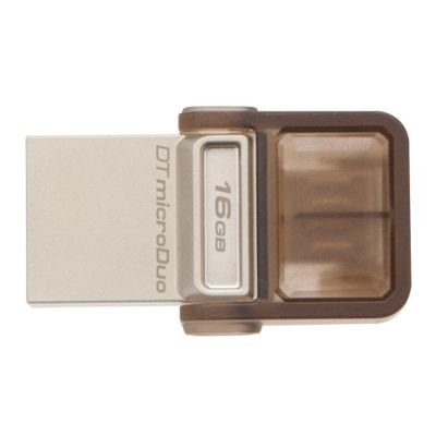 Pen Drive Kingston DataTraveler Duo Dtduo 16Gb