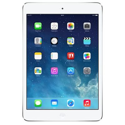 Usado - iPad Mini Tela Retina Apple Wi-Fi 4G 16Gb Prata Me814bz/A