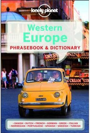 Lonely Planet - Western Europe Phrasebook - Lonely Planet | Hoshan.org