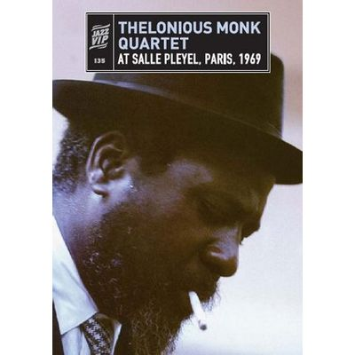 Thelonious Monk Quartet At Salle Pleyel - Paris 1969 - DVD