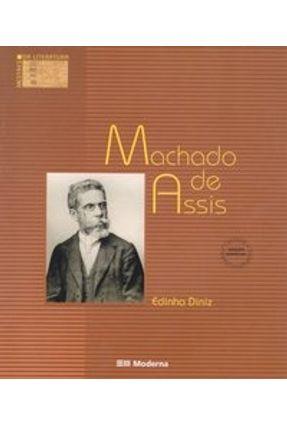 Machado de Assis - Col. Mestres da Literatura -  pdf epub