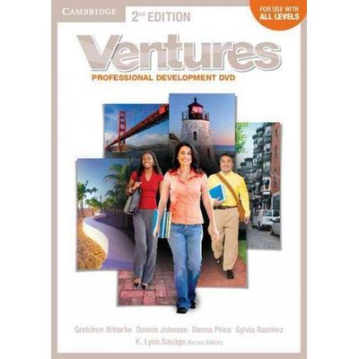 Ventures Basic - Professional Development DVD 2Ed