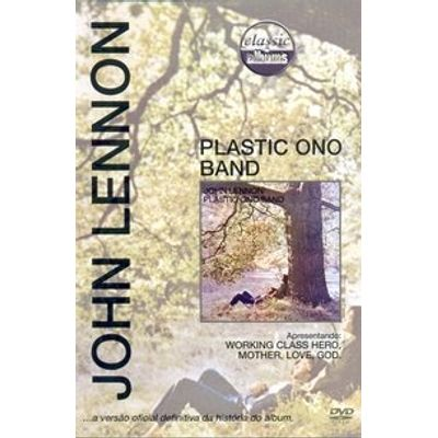 Plastic Ono Band - DVD