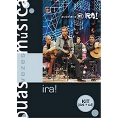 Ira! Acústico Mtv - DVD+CD