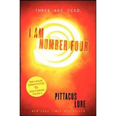 I Am Number Four - The Lorien Legacies 1