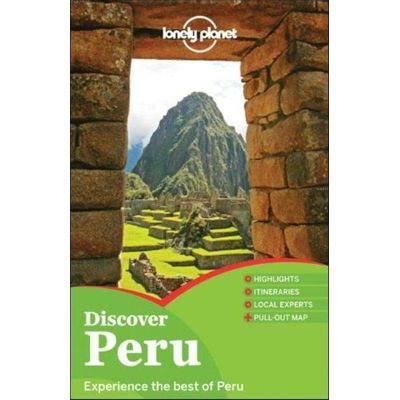Lonely Planet Discover - Peru