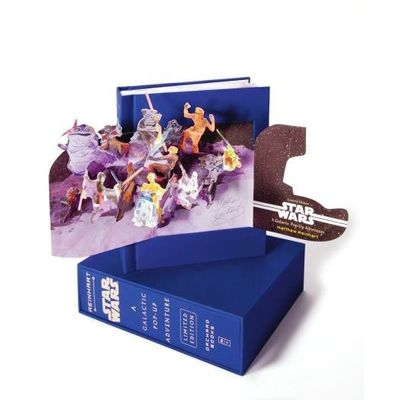 Star Wars - A Galactic Pop-up Adventure - Limited Edition