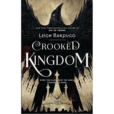 Crooked Kingdom - Six Of Crows 2