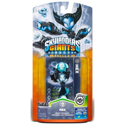 "Skylanders Giants Hex ""s2"" I.c.p"