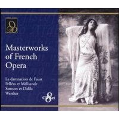MASTERWORKS OF FRENCH OPERA / VARIOUS (BOX)
