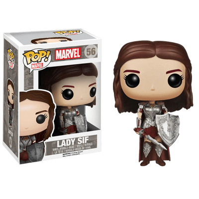 Thor 2 Lady Sif - Pop Vinyl