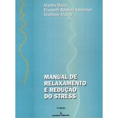 Manual de Relaxamento e Redução do Stress