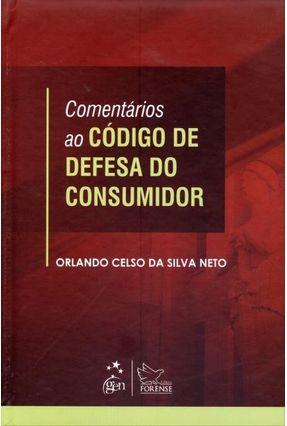 Comentários ao Código de Defesa do Consumidor - Silva Neto,Orlando Celso da pdf epub