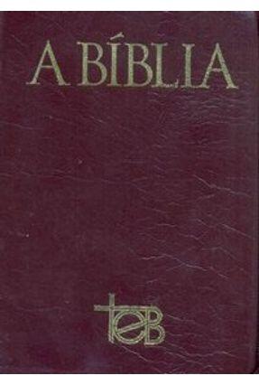 Biblia Popular Ziper