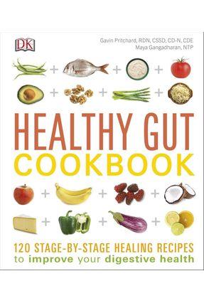 Healthy Gut Cookbook - Gavin Pritchard | Hoshan.org