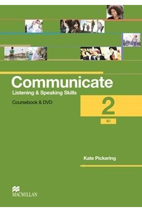 Communicate Listening & Speaking Skills 2 - Student's Book With DVD - Macmillan   Nisrs.org