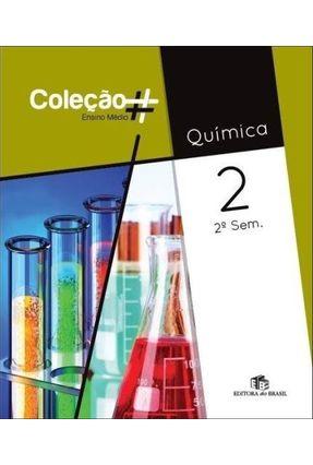 Química - Vol. 2 - Ensino Médio - 2º Semestre - Coleção # - Perissoto,Danyella Oliveira | Hoshan.org