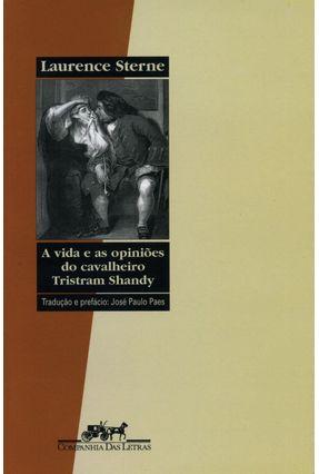 A Vida e as Opiniões do Cavalheiro Tristam Shandy
