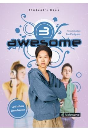 Awesome - Volume 3 - New Edition - Student's Book + CD Rom - Lethaby,Carol Brewster,Simon   Hoshan.org