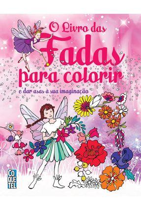 O Livro Das Fadas Para Colorir