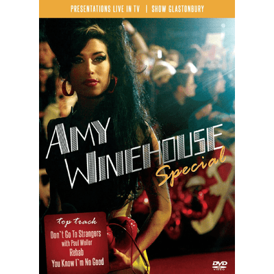 Amy Winehouse Special - DVD