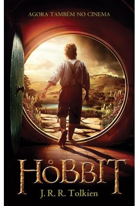 O Hobbit - 5ª Ed. 2012 - Capa do Filme